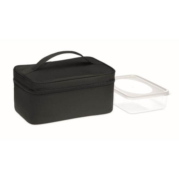 """Σετ τσάντα """"cooler bag – ψυγείο"""" απο RPET με δοχείο φαγητού – 6286"""