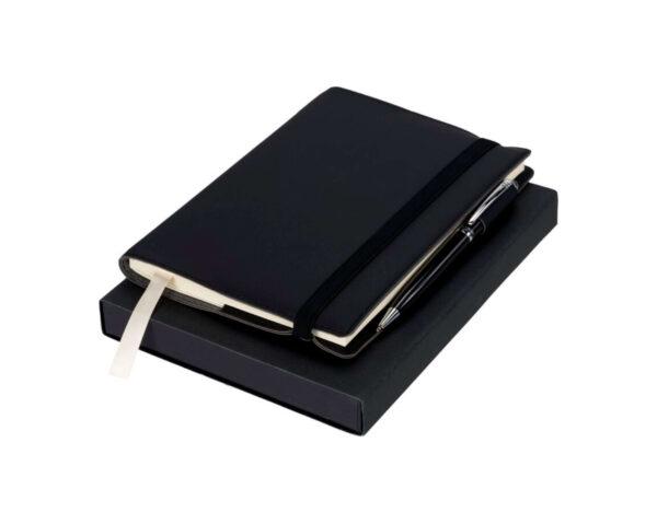 """Σετ """"Luxe"""" με σημειωματάριο και στυλό – 10712"""