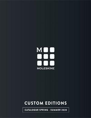 Moleskine, Κατάλογος επιχειρηματικών και επαγγελματικών δώρων από την WE MAG