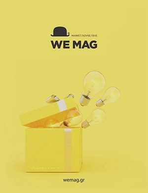 WE MAG e-catalogue 2021